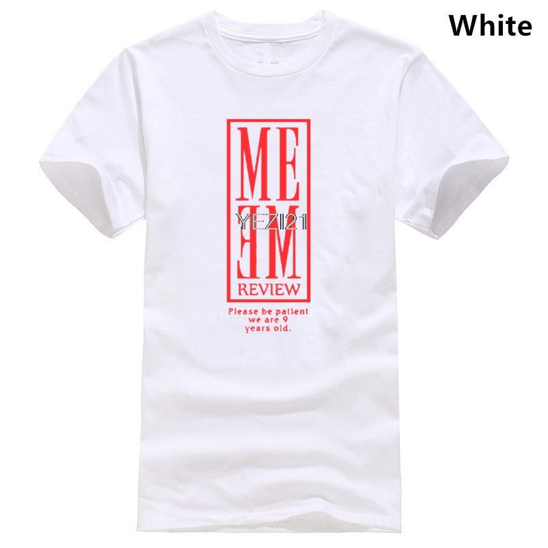 PewDiePie Meme Review Cotton T-shirt - MillionMerch