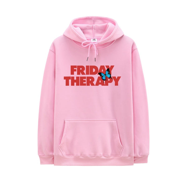 FRIDAY THERAPY Brockhampton Hoodie