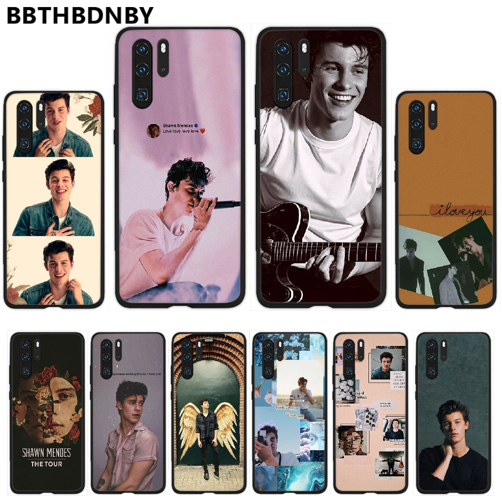High Quality Shawn Mendes Phone Case For Huawei - MillionMerch