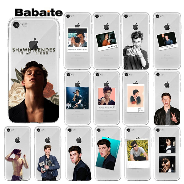 Shawn Mendes Printing  Phone Case cover for Apple iPhone