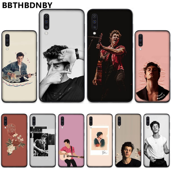 Bling Cute Phone Case For Shawn Mendes