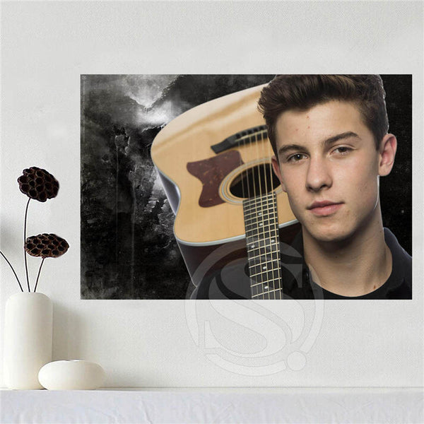 Canvas Custom Art Poster Shawn Mendes
