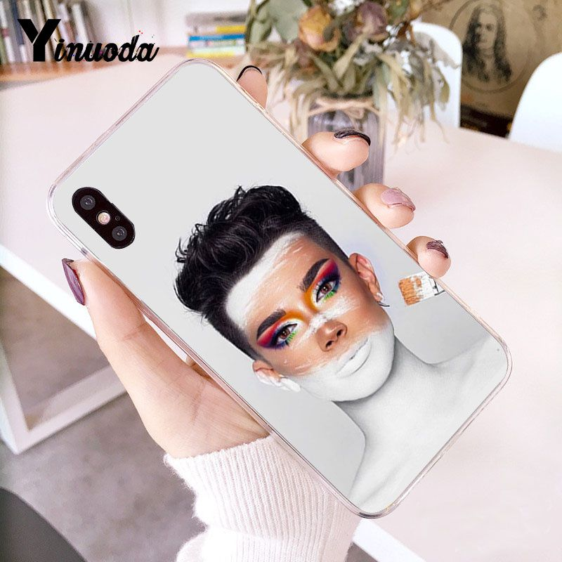 Sisters James Charles Coque Shell iPhone Cover