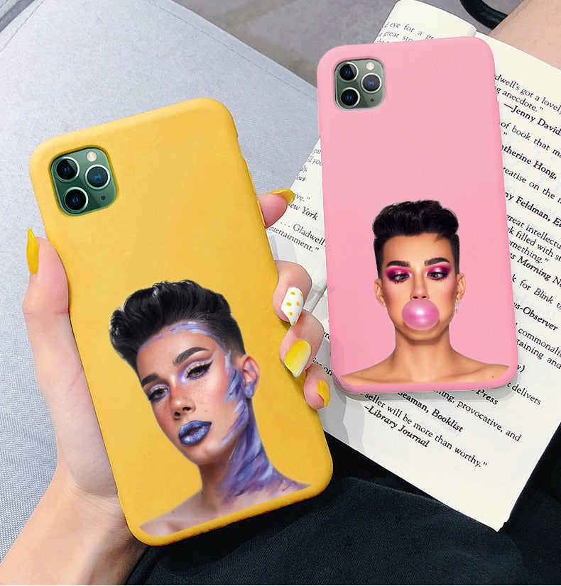 James Charles sister Case Cover iPhone