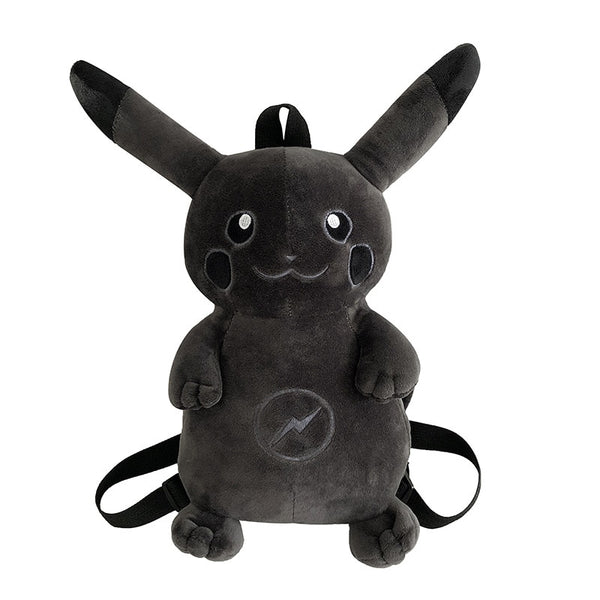 Cute Cartoon Pocket Monsters Lightning Dark Pikachu Bag