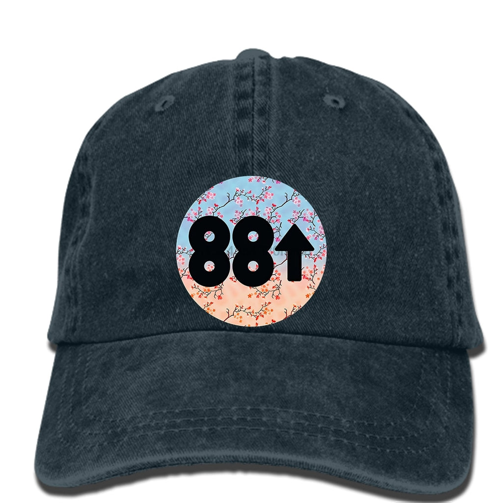88Rising Hip Hop Baseball Caps