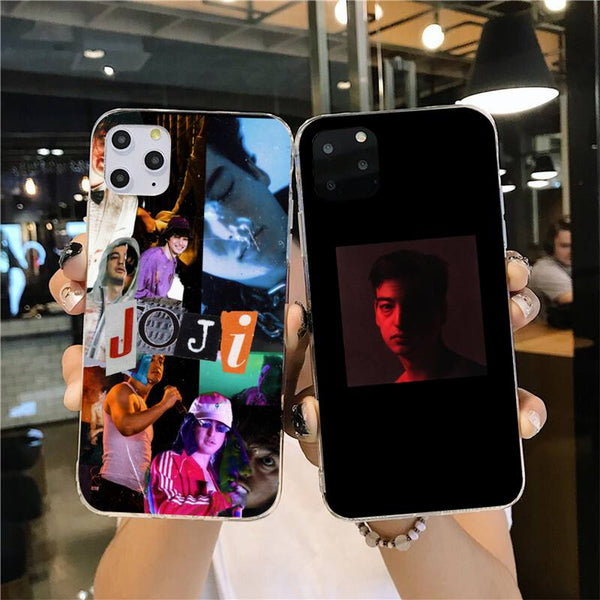 Joji Miller Custom Photo Soft Phone Case for iPhone