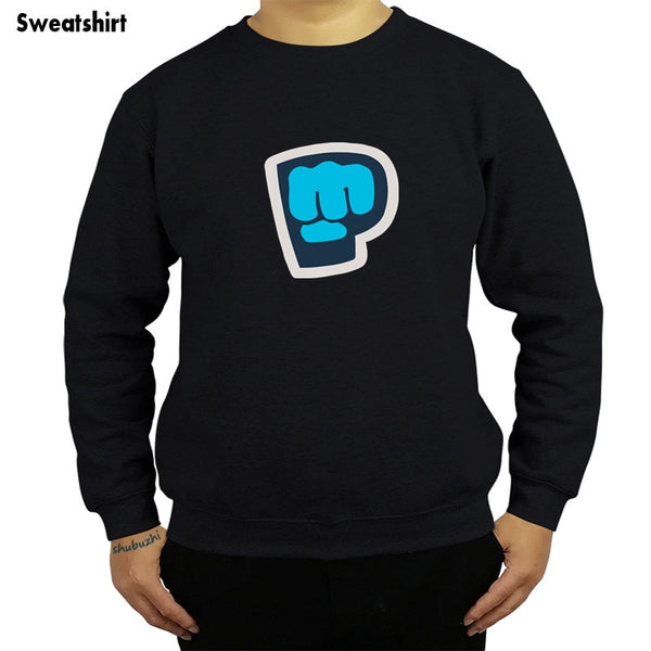 New Pewdiepie Symbol Black Sweatshirt