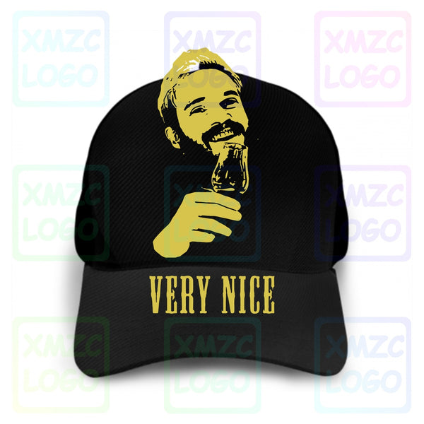 Pewdiepie Very Nice Black Cap