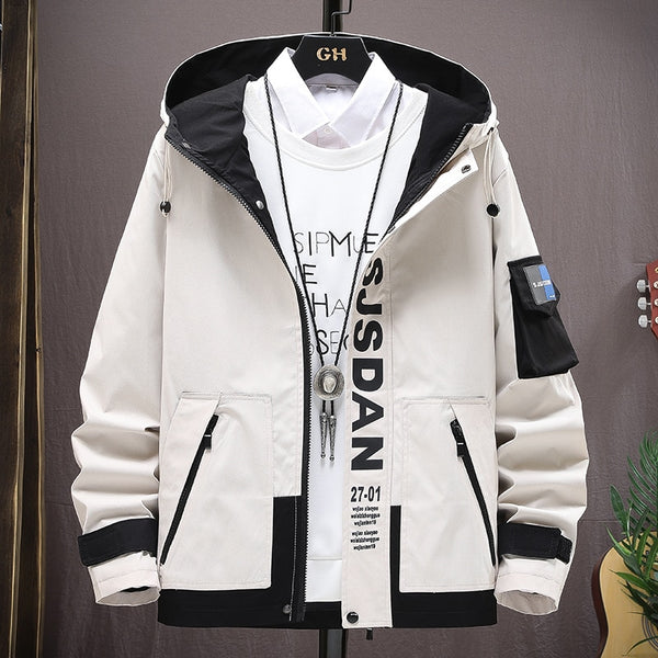 2020 New Winter Casual Jacket For Men