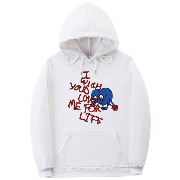 Wish You Love Me For Life Brockhampton Hoodie