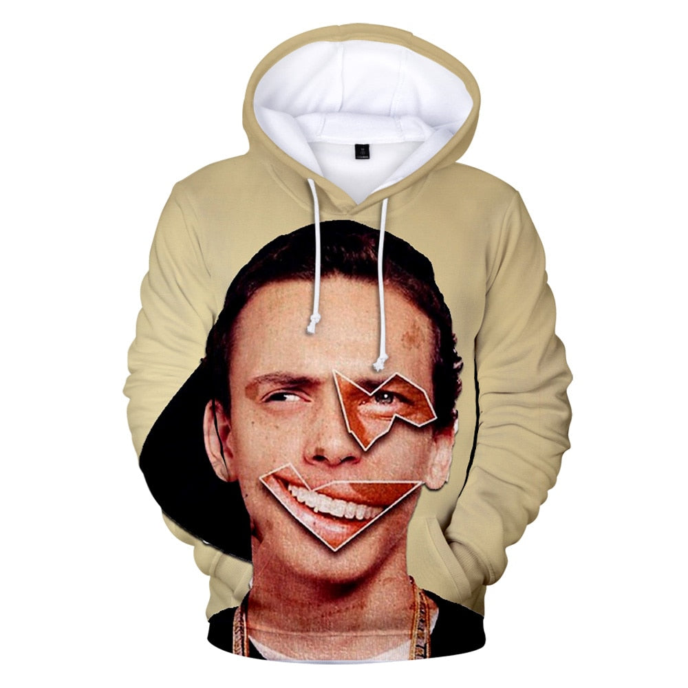 New logic 3D Hoodie Men/Women Fashion