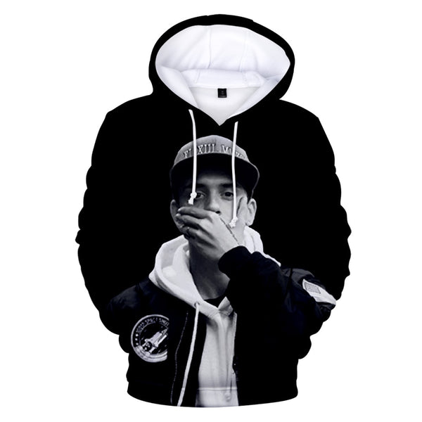 Rapper Logic Hoodie Men/Women Hip Hop
