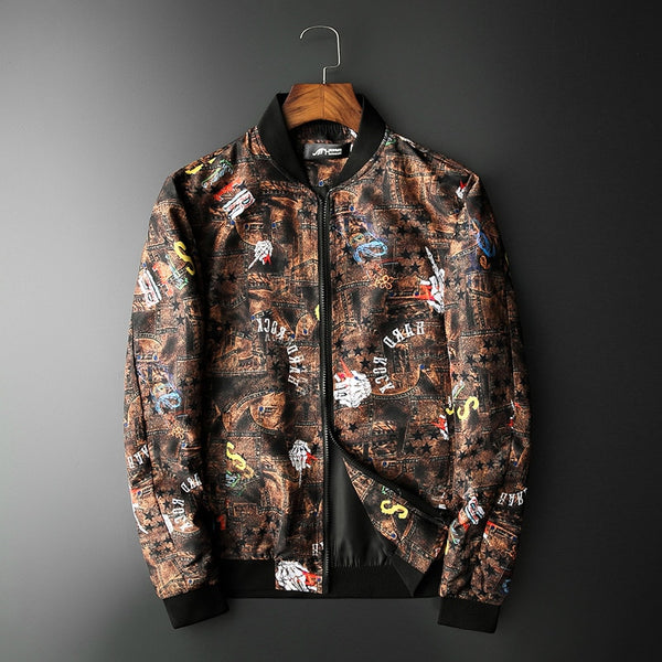 2020 Best Men Vintage Jacket