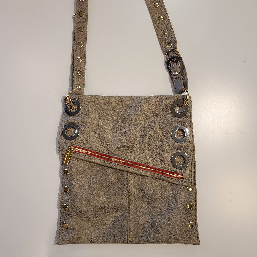 Hammitt Grommet and Stud Handbag