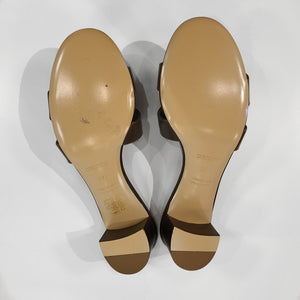Hermes Low Heel Sandals