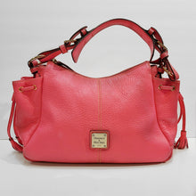 Load image into Gallery viewer, Dooney & Bourke Pink Leather Handbag