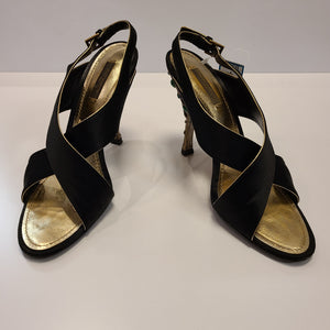 Louis Vuitton Criss Cross Heels
