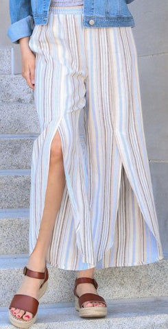 Envelope Stripe Pant