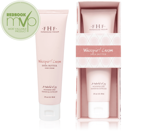 Farmhouse Fresh Whoopie®! Hand Cream Shea Butter 2oz