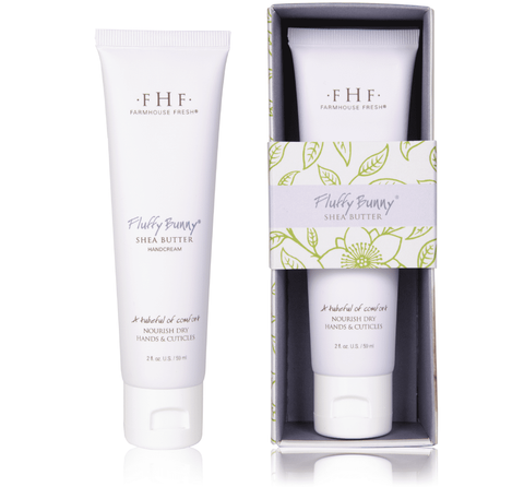 Farmhouse Fresh Fluffy Bunny® Shea Butter Hand Cream 2oz