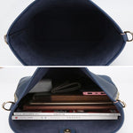 Ultimate Hobo Bag with Pouch & Wallet