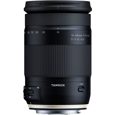 Tamron 18-400mm F3.5-6.3 Di II VC HLD B028 for Canon Crop Sensor