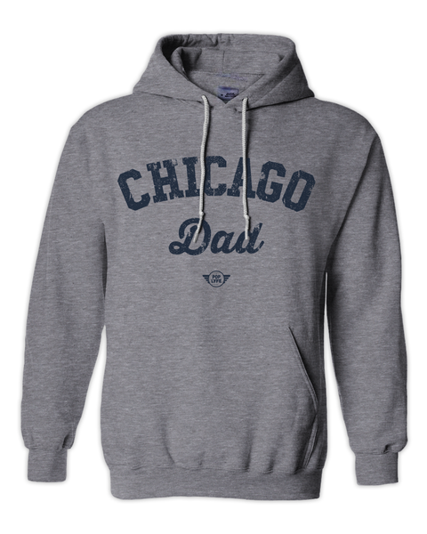 Chicago Dad Hoodie