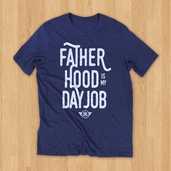 Fatherhood is My Day Job / Blue