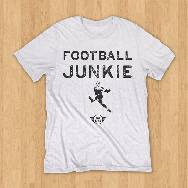 Football Junkie Semi-Pro // White
