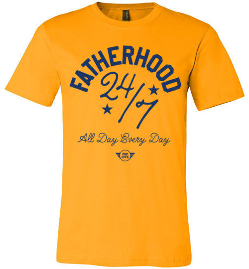 Fatherhood 247 / Gold