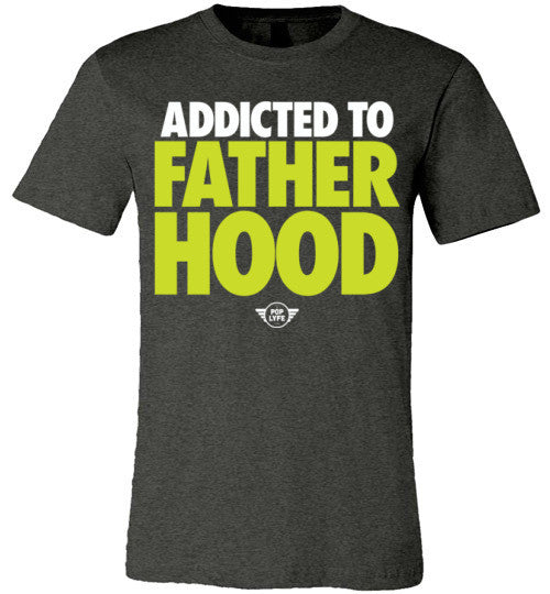 Addicted to Fatherhood Futura / Electric