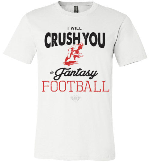 Fantasy Football Vintage / White