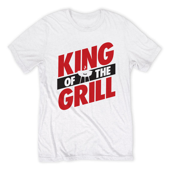 King of the Grill / White Hot