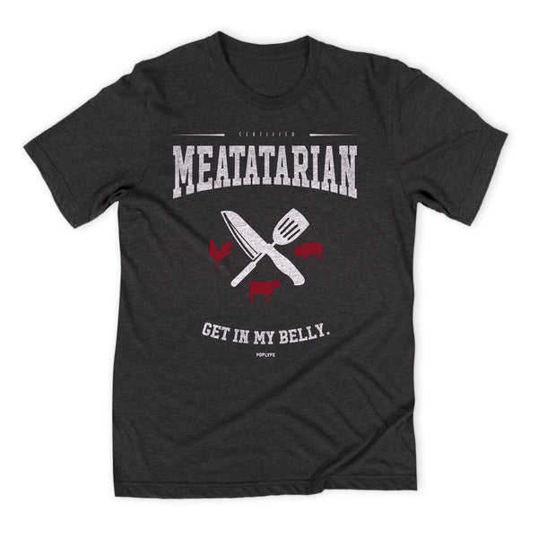 Meatatarian Remix / Black