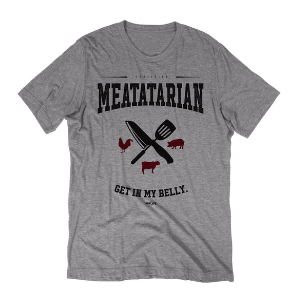 Meatatarian Remix / Grey