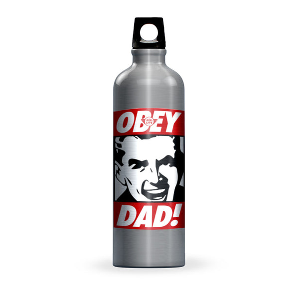 Obey Dad 20oz Aluminum Water Bottle