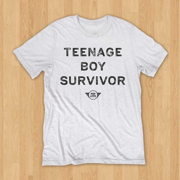 Teenage Boy Survivor