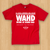The WAHD / Red