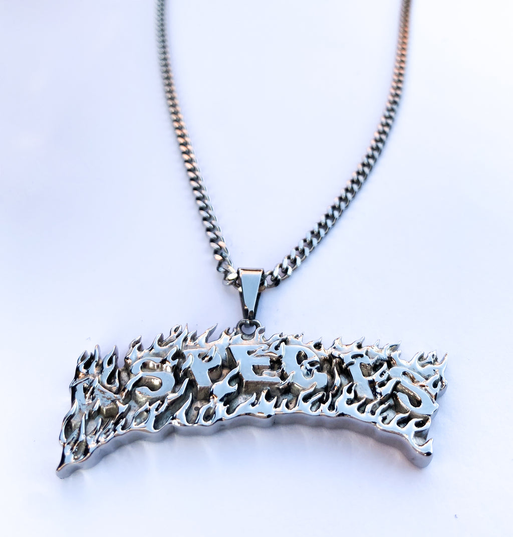 "Aspects ""Arson"" Chain - Stainless Steel"