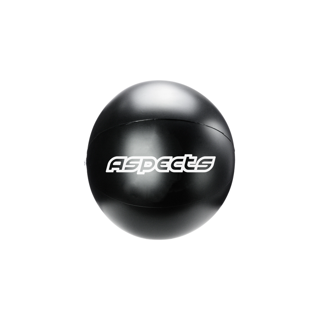 "Aspects ""Hazard"" Beach Ball - Black"