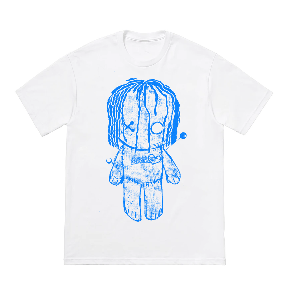 "Aspects ""Voodoo"" T-Shirt - White"