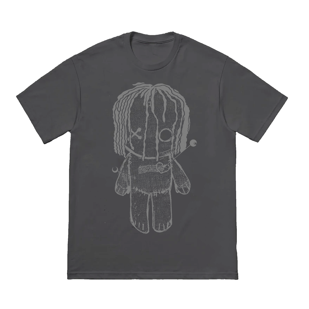 "Aspects ""Voodoo"" T-Shirt - Grey"