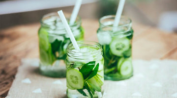 10 Ways Cucumber Water Can Improve Your Health