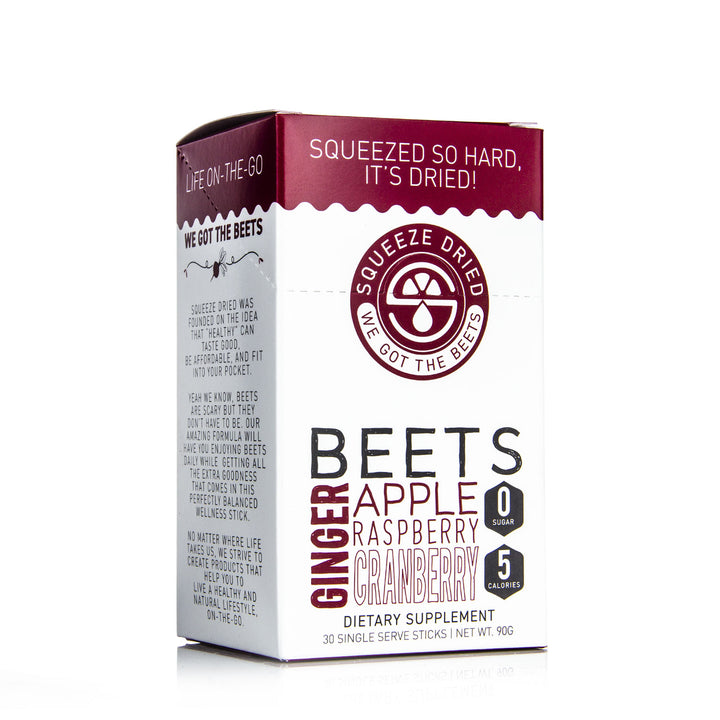 "Squeeze Dried ""We Got The"" Beets"