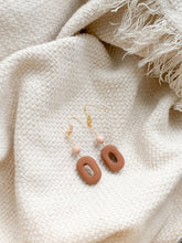 Load image into Gallery viewer, donuts — dangle earrings