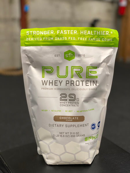 SFH Protein Powder- Pure Whey Protein