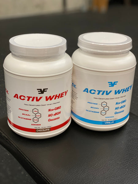 Elite Fuel- Active Whey