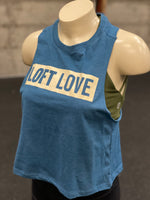 "Crop Top - ""Loft Love"""