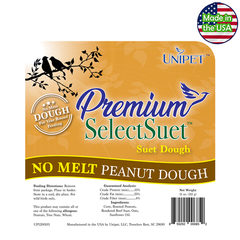 Premium Select Suet - No Melt Peanut Suet Dough
